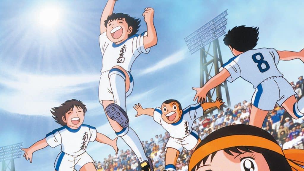 Anime Captain Tsubasa