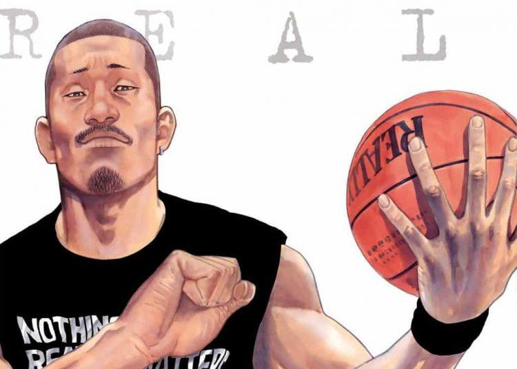 Anime bóng rổ Real