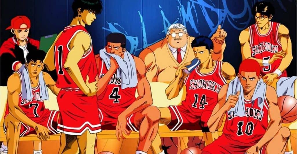 Anime bóng rổ Slam Dunk