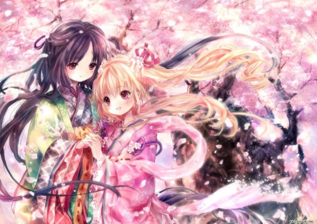 Hình ảnh anime cổ trang trung quốc