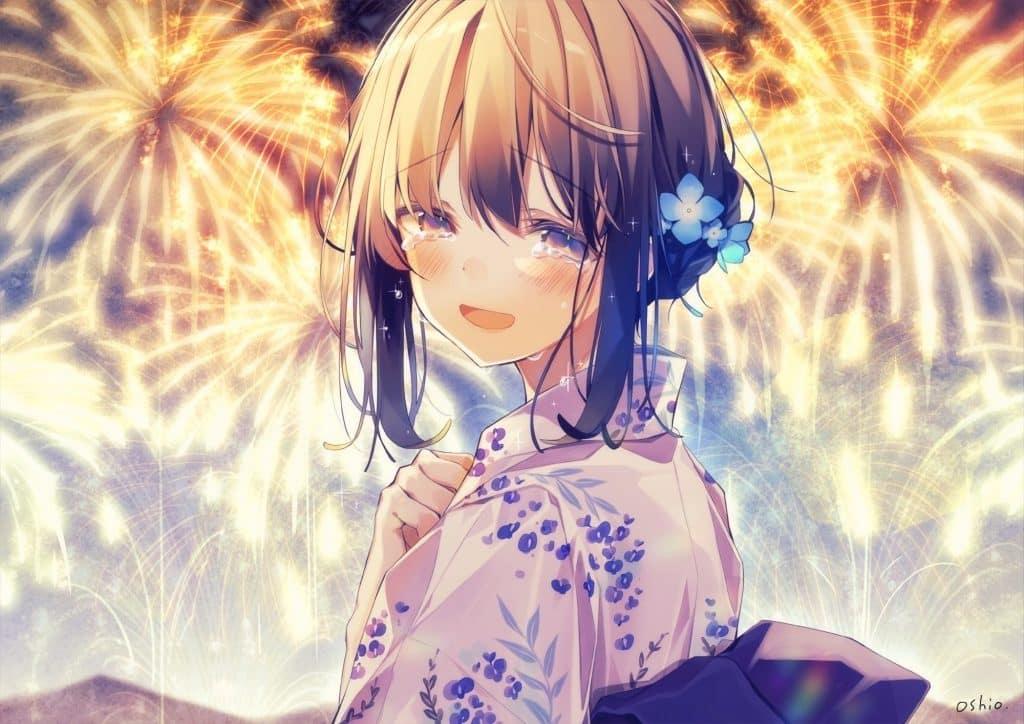 Ảnh bìa anime đẹp cho facebook