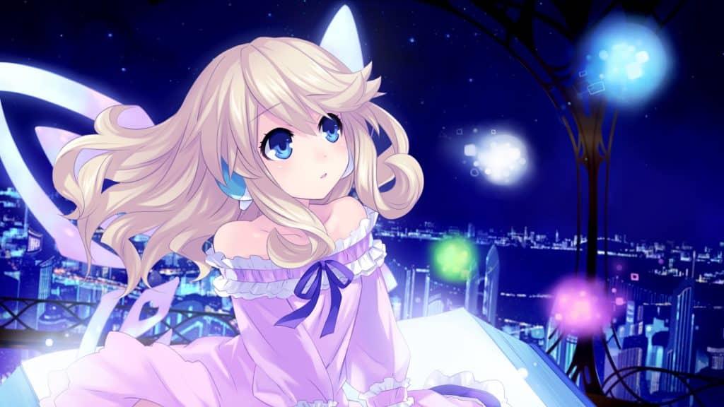 Ảnh bìa facebook dễ thương anime