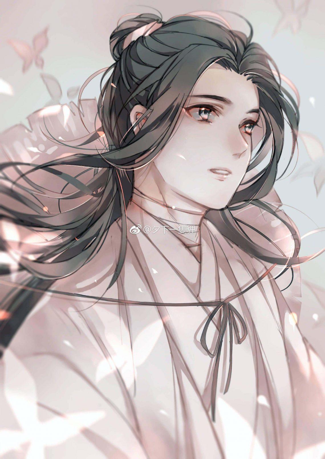 Ảnh anime cổ trang đẹp