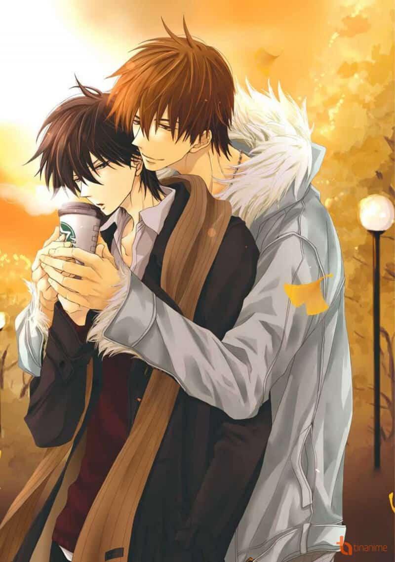 Ảnh đại diện anime cặp đôi đam mỹ