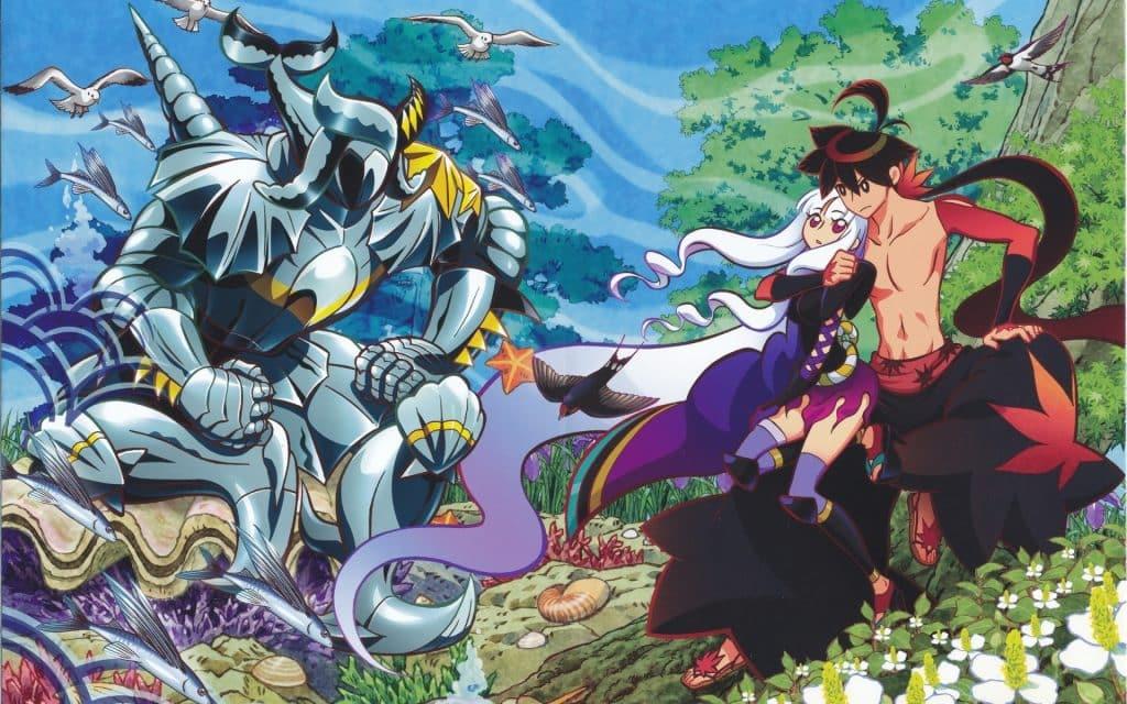 Anime cổ trang Katanagatari