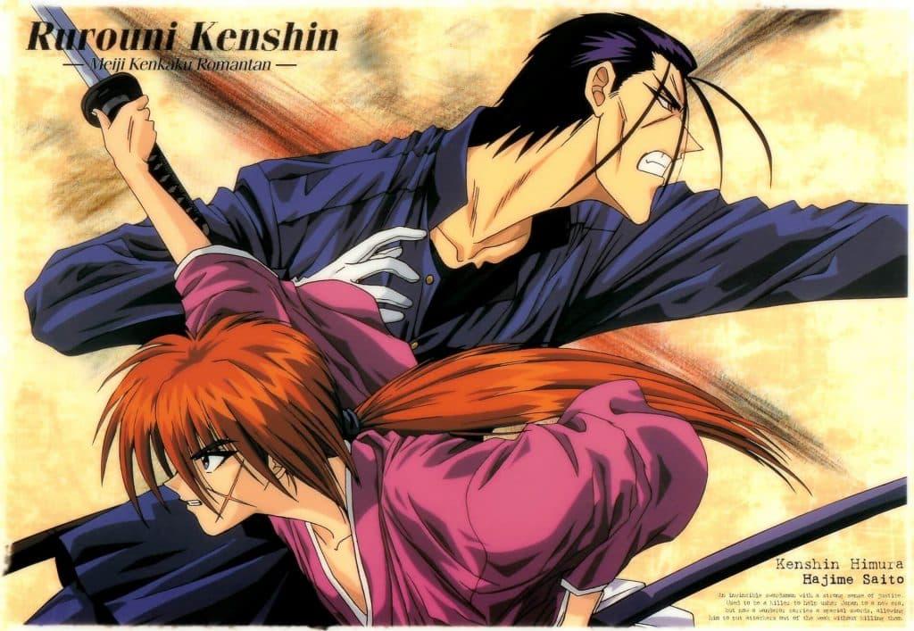 Bộ Rurouni Kenshin: Meiji Kenkaku Romantan