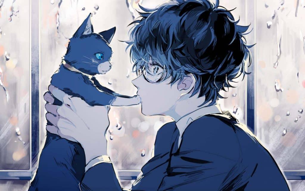Anime boy đẹp trai