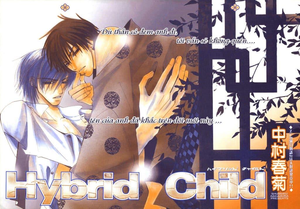 Anime đam mỹ cổ trang Hyorid Child