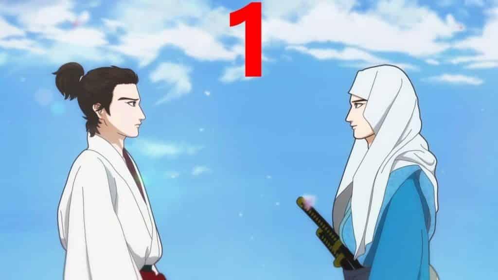 Anime cổ trang Nobunaga Concerto