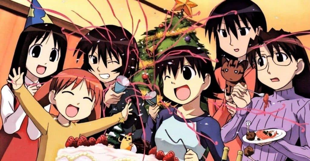 Anime cười vui Mazumanga Daioh