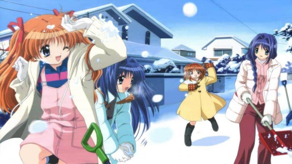 Anime Kanon