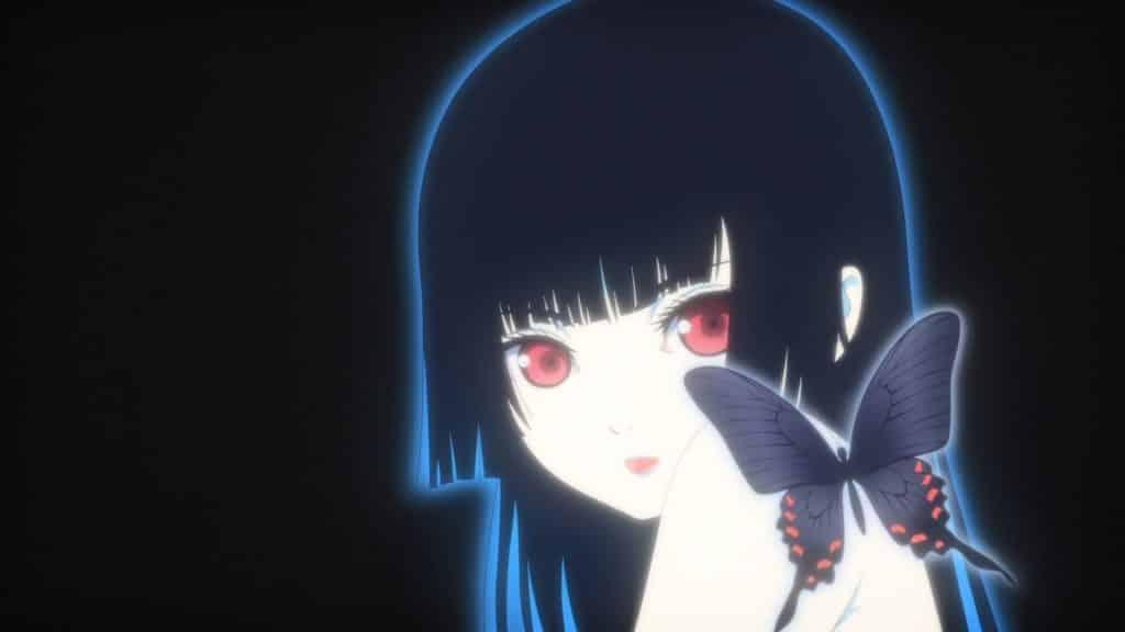 Anime girl kinh dị