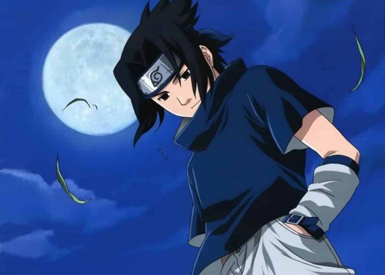 Hình nền anime Sasuke Uchiha