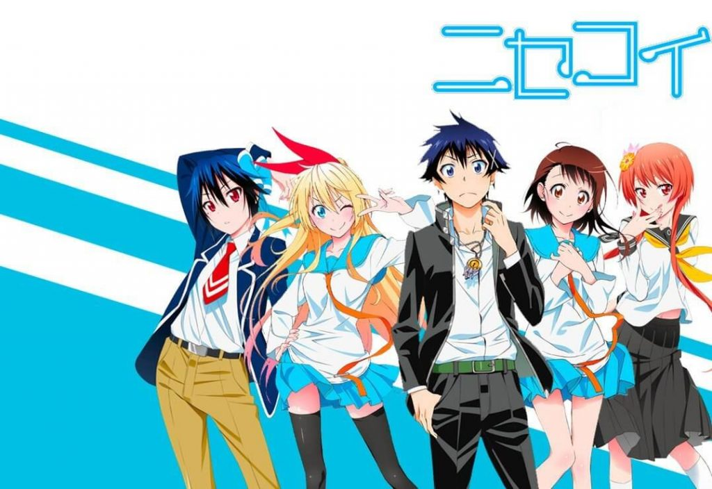 Anime học đường Nisekoi