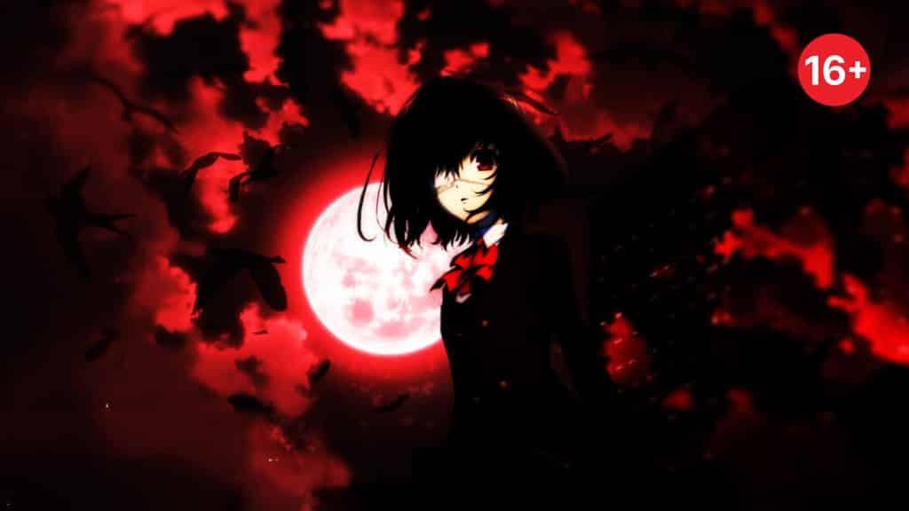 Anime học đường kinh dị Another