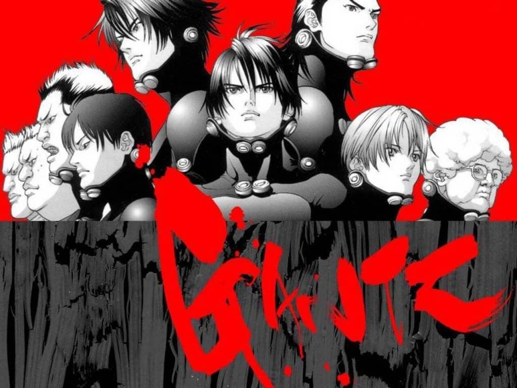 Anime kinh dị Gantz