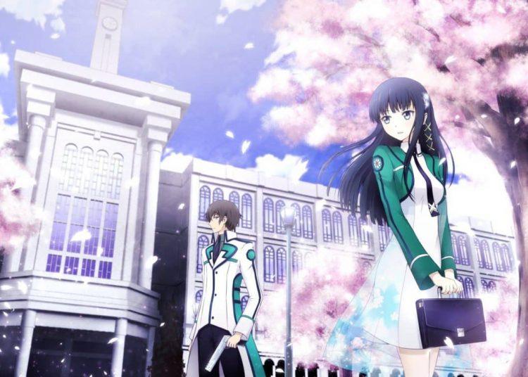 Bộ anime phép thuật Mahouka koukou no rettousei