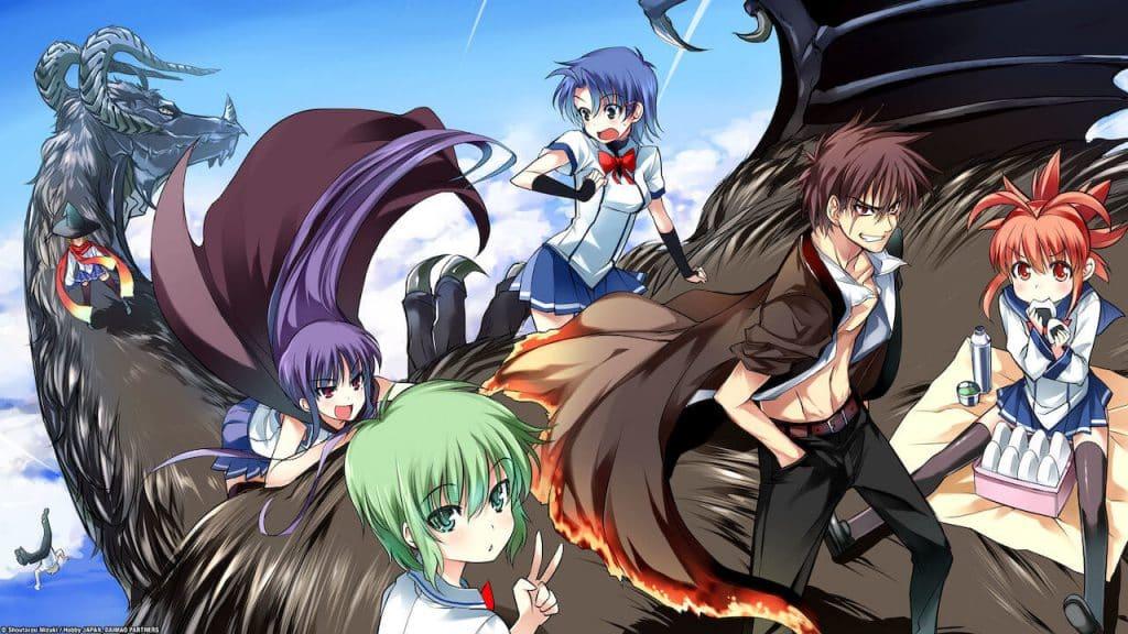 Anime phép thuật hay nhất