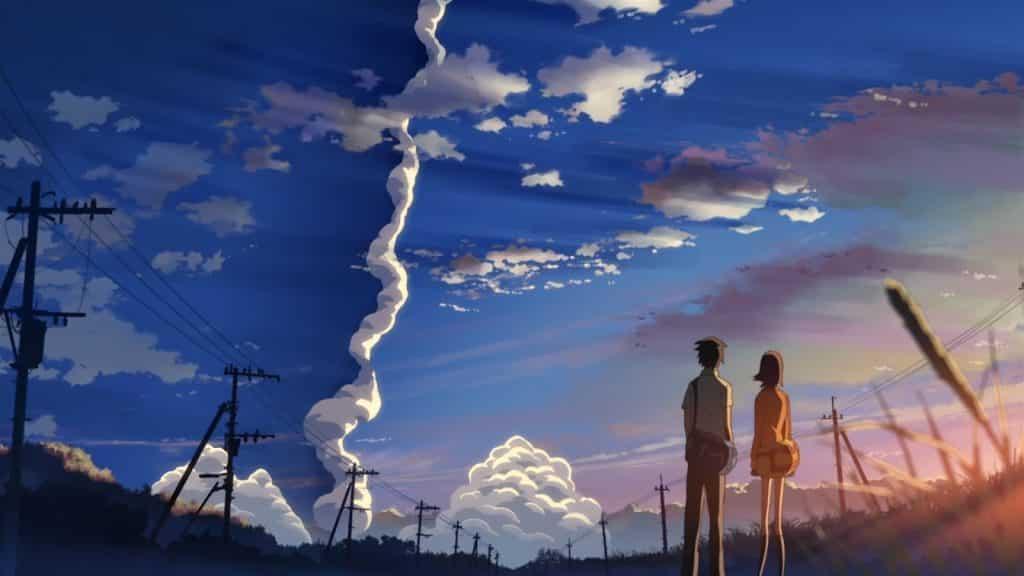 Anime tình cảm buồn 5 centimeters per second