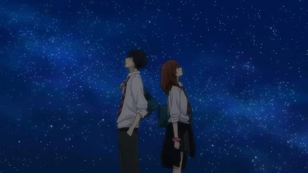 Anime tình cảm học đường Ao Haru Ride