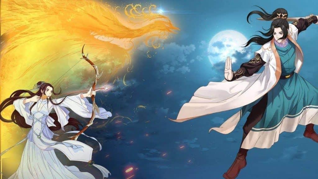 Anime Trạch Thiên Ký