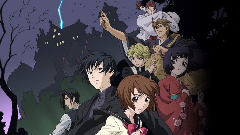 Anime trinh thám kinh dị