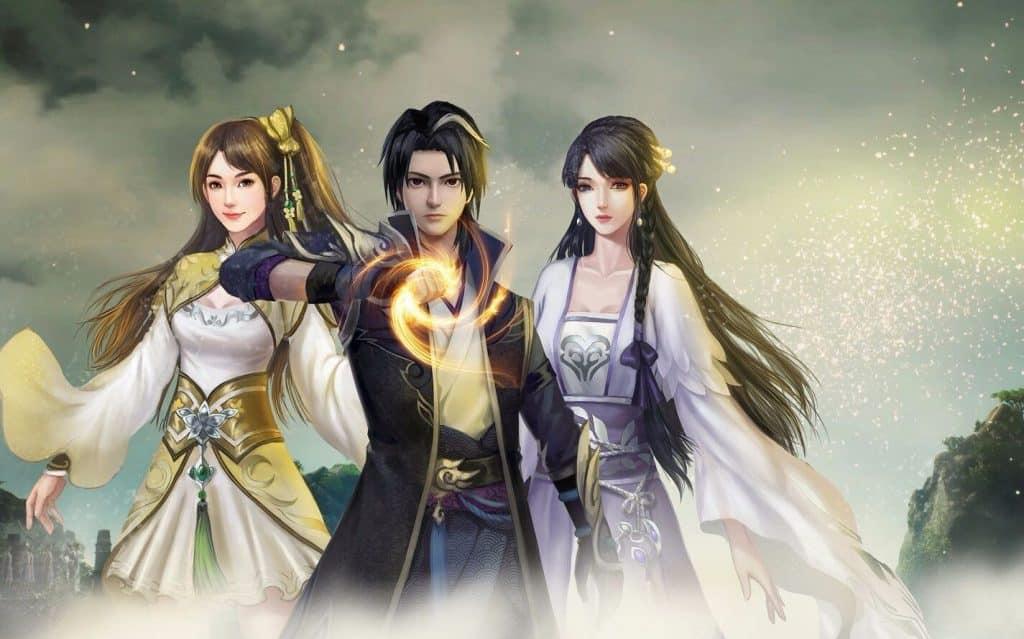 Anime Trung Quốc hay Vạn giới tiên trung