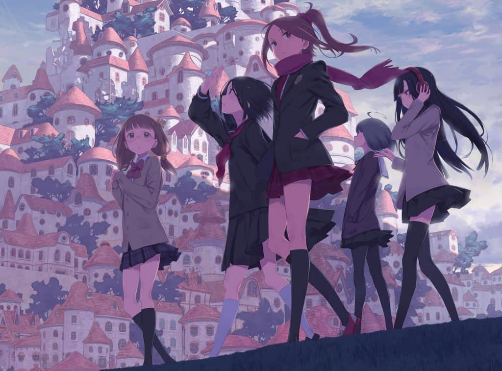 Phim anime xuyên không Pop in Q
