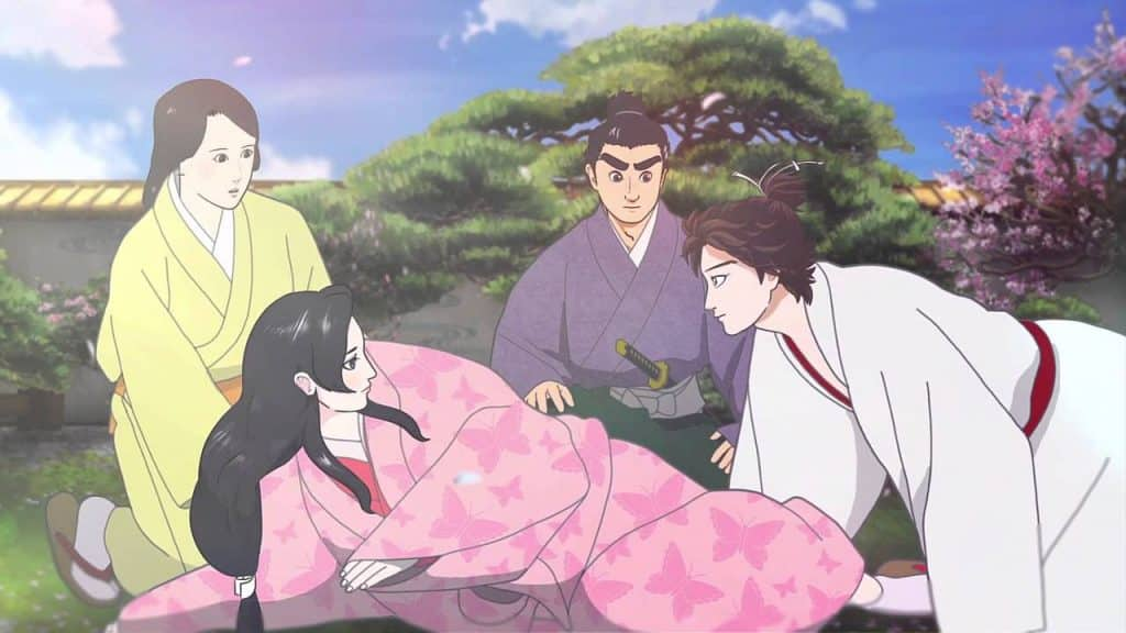 Anime xuyên không cổ đại Nobunaga concertotop