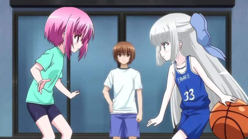 Bộ anime Ro-Kyu-Bu