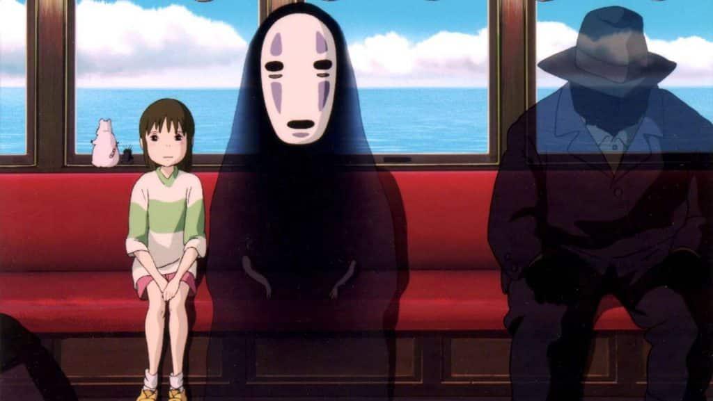 Bộ anime ý nghĩa Spirited Away