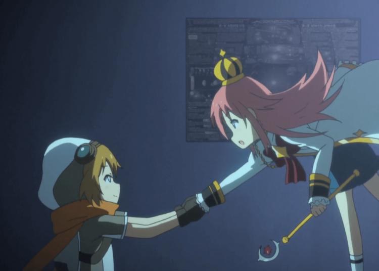 Câu nói bất hủ trong anime Houkago no Pleiades