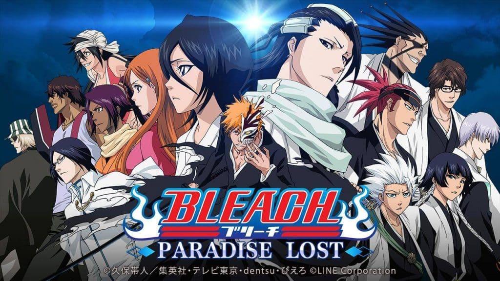 Cổ trang Anime Bleach