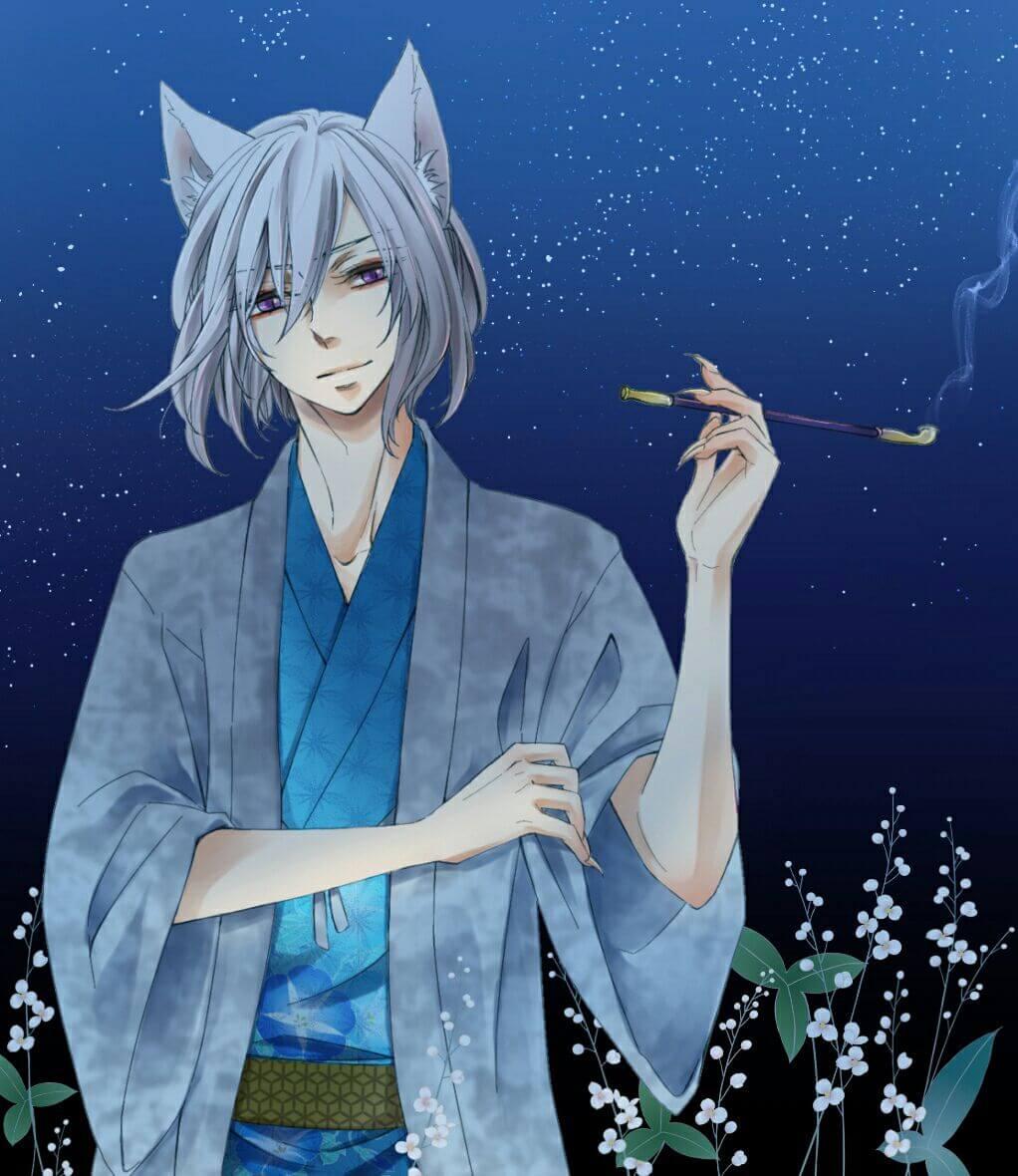 Hình cổ trang anime nam đẹp