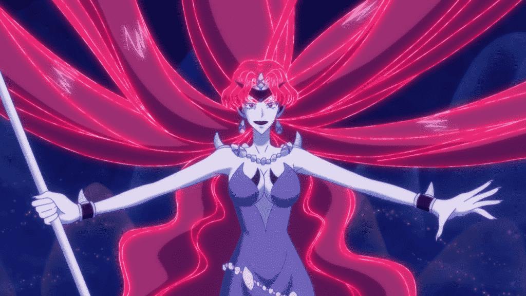 Hoa hồng anime Queen Beryl