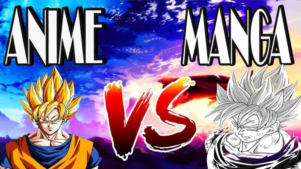 Manga và anime là gì
