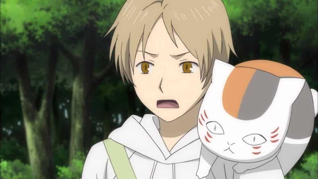 Mèo lười anime