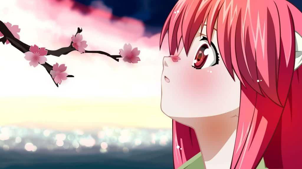Hoa hồng anime Lucy