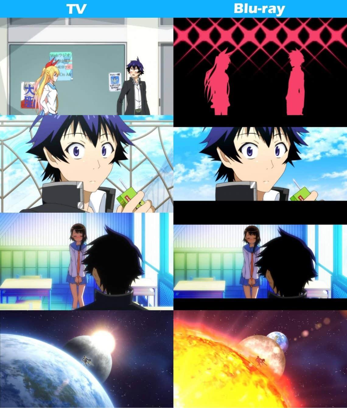 Sự khác biệt giữa anime TV và anime bluray chính là chiến lược kinh doanh