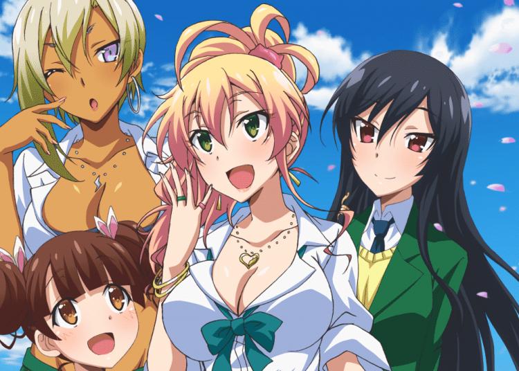 Thể loại Bishojo trong anime