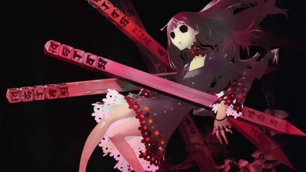 Truyện anime kinh dị