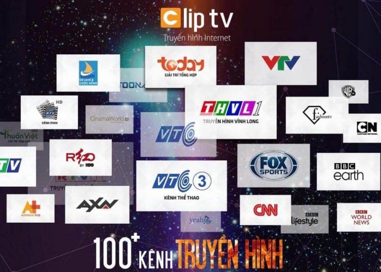 Ứng dụng xem anime Clip TV