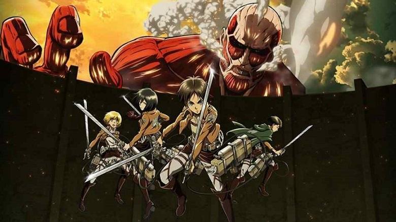 Đại Chiến Người Khổng Lồ (Attack On Titan) - Anime 18+