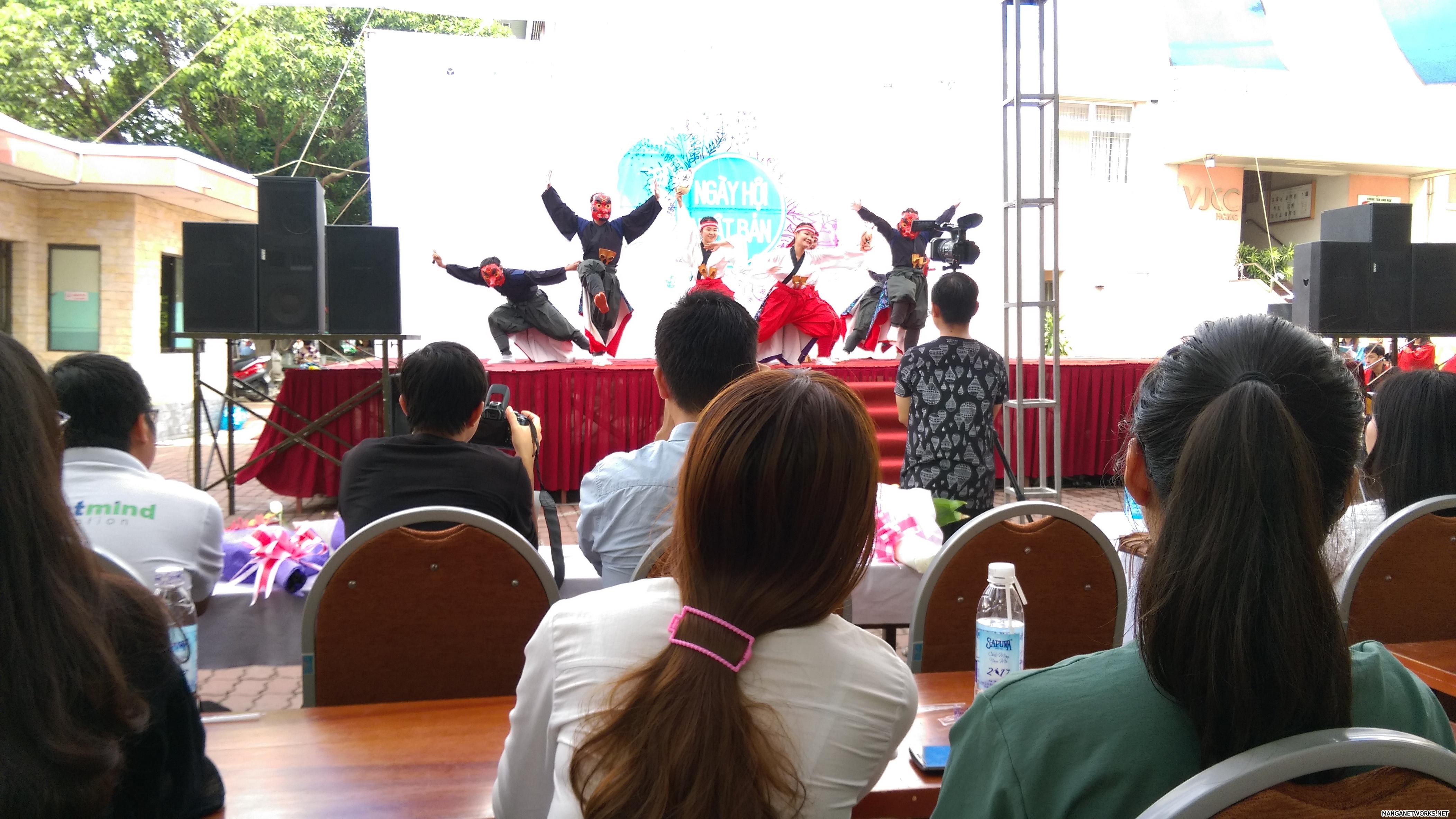 34559283581 319e11461f o [Review] Ngày hội Nhật Bản