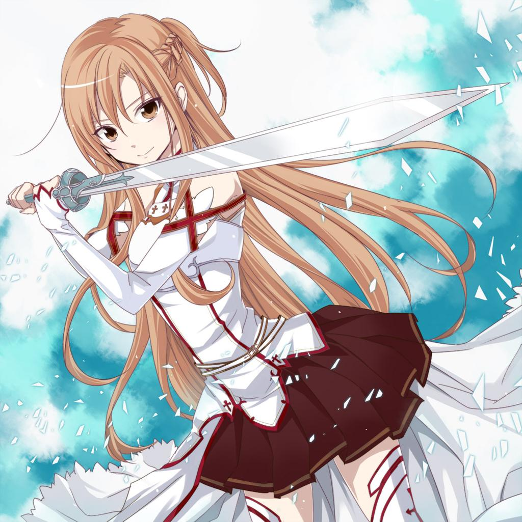Asuna Yuuki (Sword Art Online)