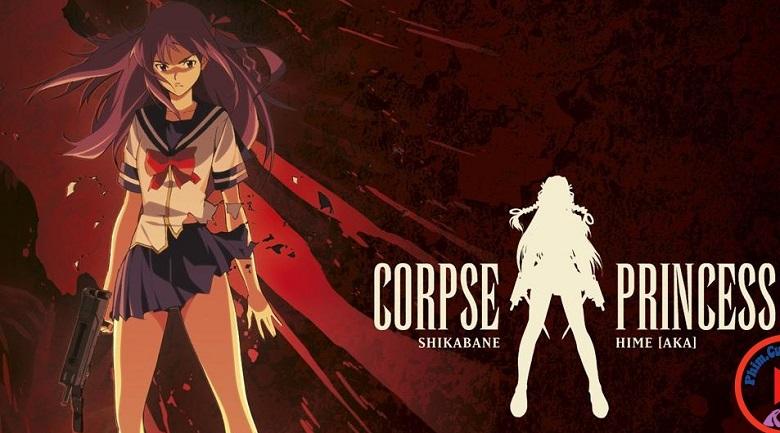 Công Chúa Tử Thi (Shikabane Hime Aka) - Anime 18+