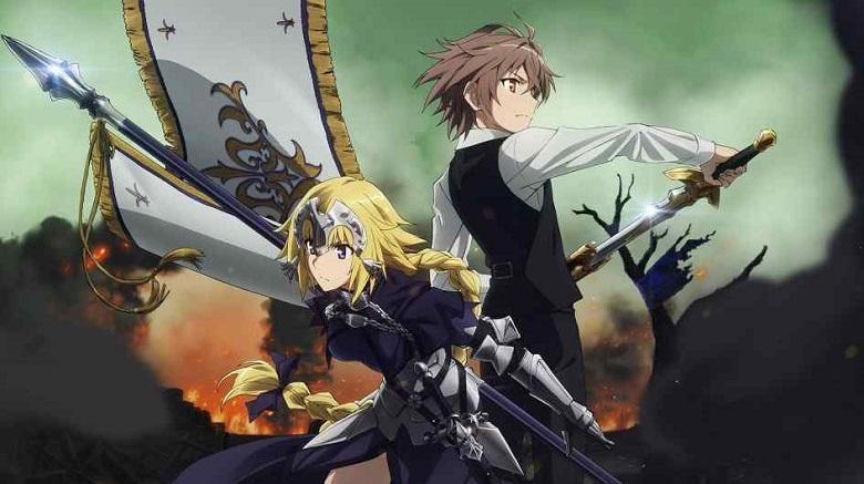 CUỘC CHIẾN CHÉN THÁNH NGỤY THƯ (Fate Apocrypha) - Anime 18+