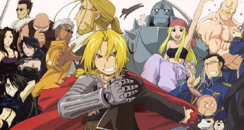 Giả Kim Thuật Sư (Fullmetal Alchemist Brotherhood) - Anime 18+