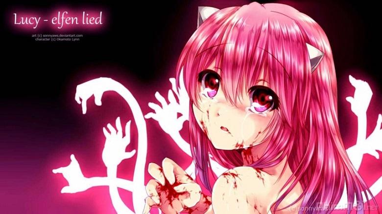 Khúc Hát Yêu Nhân (Elfen Lied) - Anime 18+