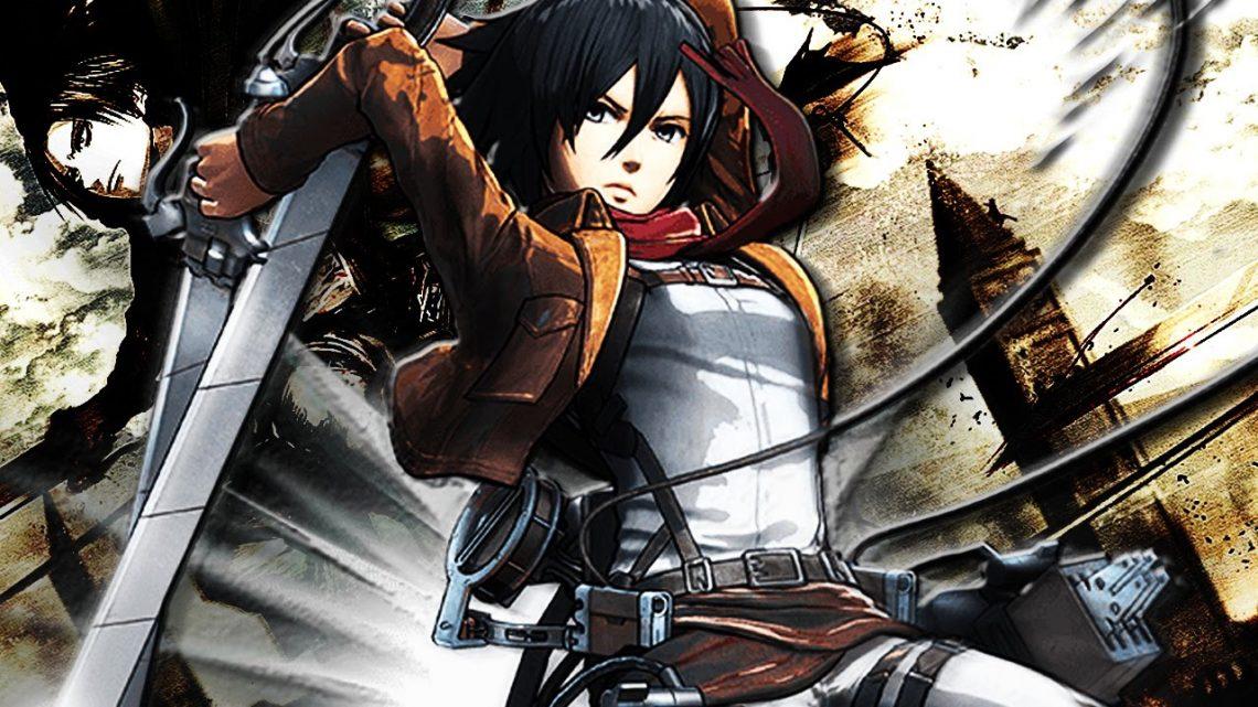 Mikasa Ackermann (Attack on Titan)